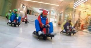 course-mario-kart-centre-commercial-londres