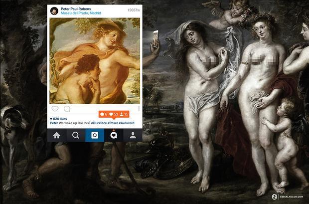 -quand-instagram-inscurste-dans-les-tableaux-ancêtres-renaissance