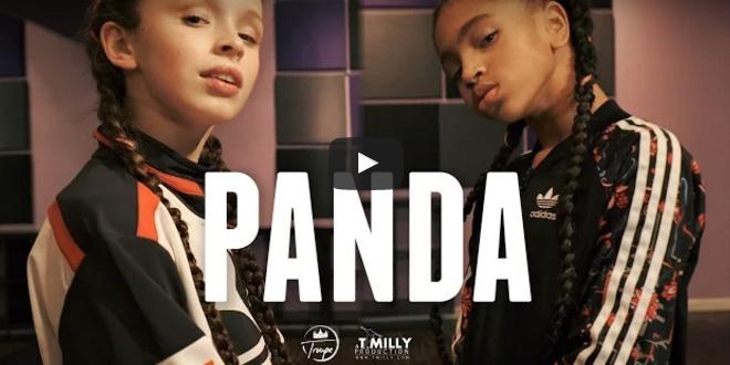 danseuses-12-ans-dansent-sur-panda-desiigner