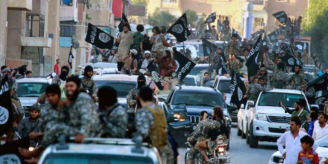 des femmes filment en secret Raqqa-la capitale de Daesh
