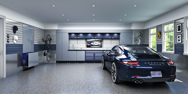 Elegant home auto garage ideas compilation garage design for Meilleur garage auto
