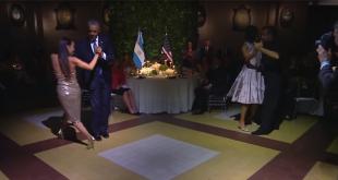 tango obama president