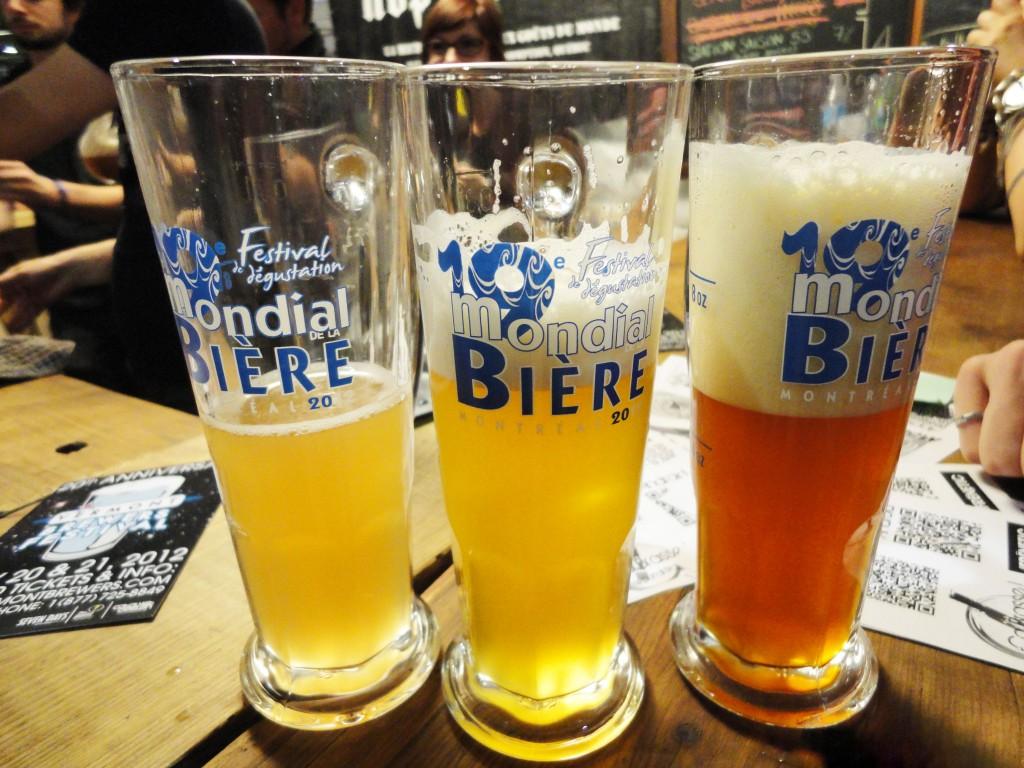 mondial de la bière montreal