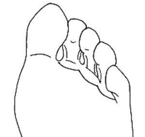 forme-des-pieds-reflette-votre-personnalité-pied-egyptien