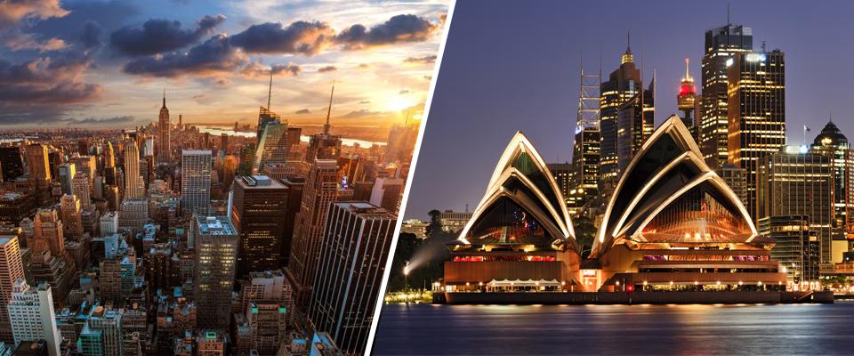 NYC-Sydney