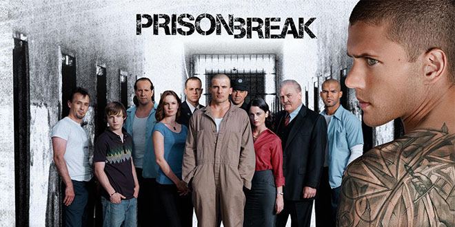 la premi re bande annonce impressionnante de prison break saison 5. Black Bedroom Furniture Sets. Home Design Ideas