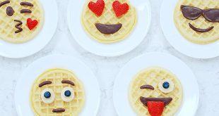 emojii-gauffre-petit-dejeuner-creatif