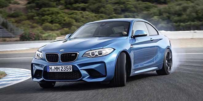 BMW-M2-370-chevaux