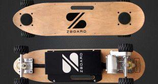 Zboard-skateboard-electrique