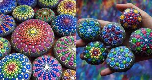 art-mandala-peinture-pierre-couleurs