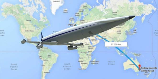 avion-capable-de-relier-syndey-a-paris-en-4-heures