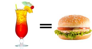 burger-cocktail