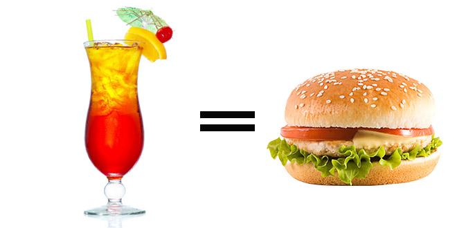burger-cocktail