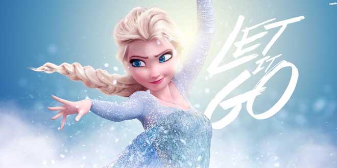 Il chante la reine des neiges avec 21 imitations de - Personnage reine des neiges ...