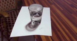 dessin-effet-verre-en-3D