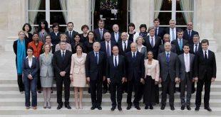 le-nouveau-gouvernement-de-francois-hollande-a-ete-annonce
