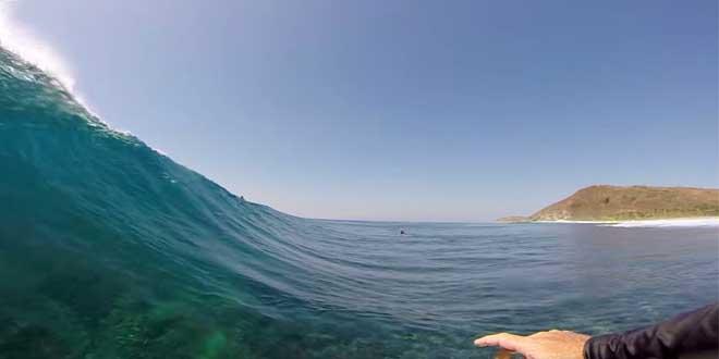 surfer-dans-une-eau-aussi-clair