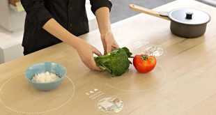 table-intelligente-concept-kitchen
