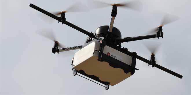 la-poste-livre desormais-par drones