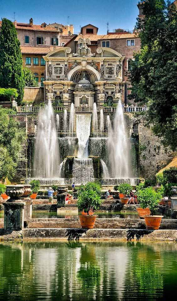 Les 9 plus beaux jardins du monde for Jardin italien