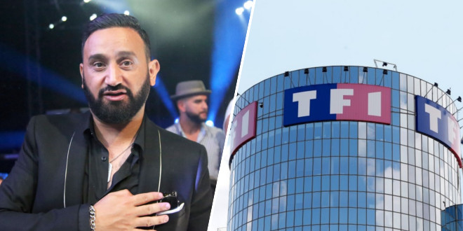 hanouna insulte tf1 en direct la cha ne r agit. Black Bedroom Furniture Sets. Home Design Ideas