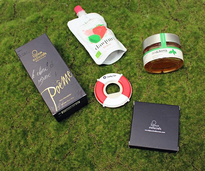 produits darling box