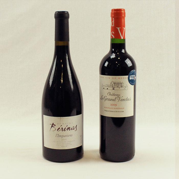 Le petit ballon vins