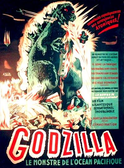 Godzilla en 1954