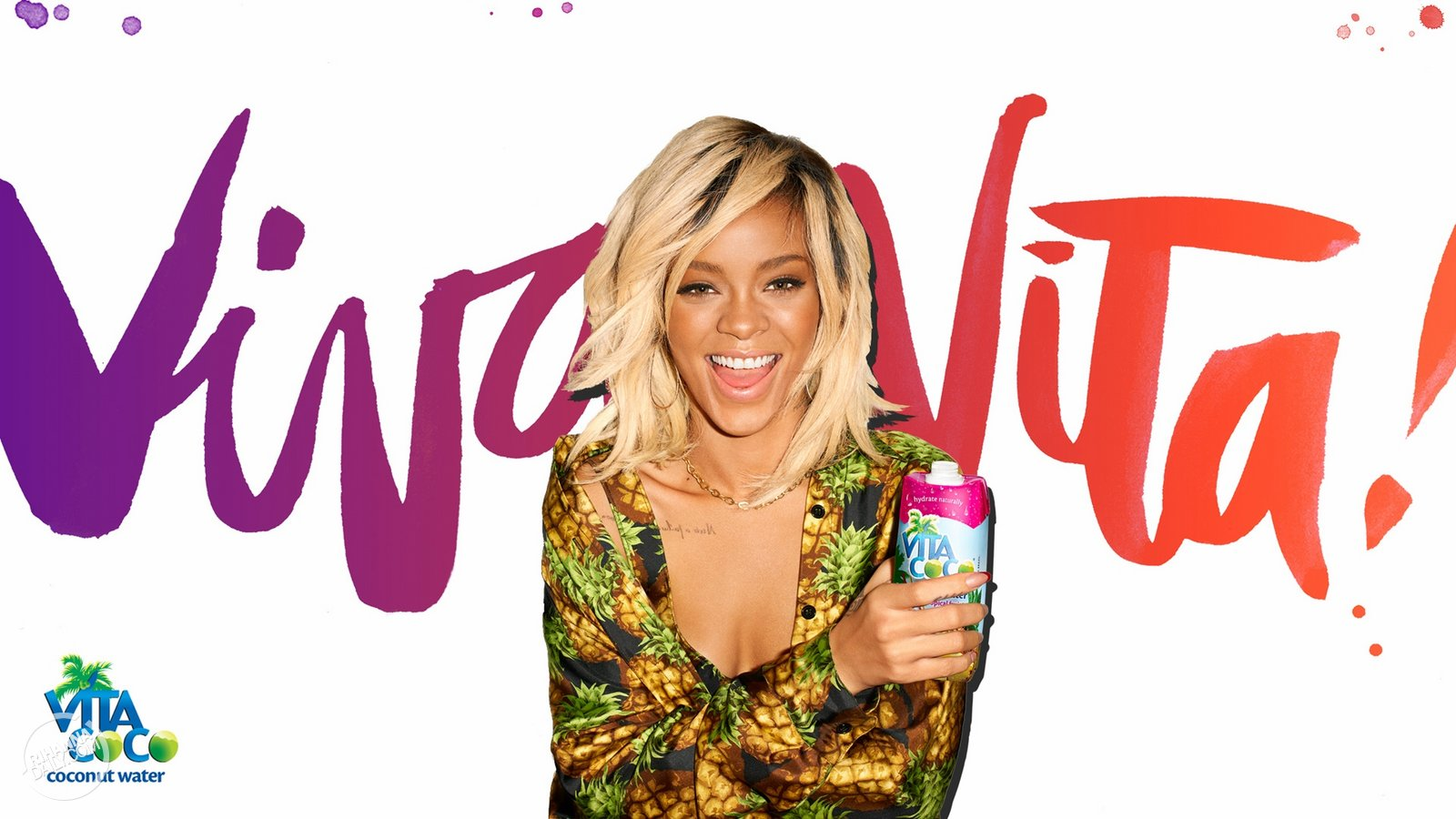 Rihanna pub vita coco