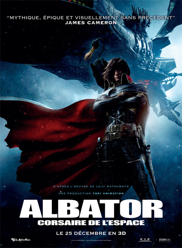 albator film 3D