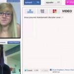 Savoir fille web cam