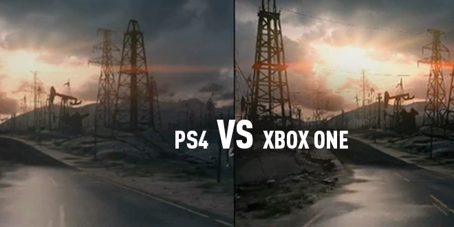 Le comparatif entre le jeu battlefield sur xbox one et sur ps4 we like it le blog d 39 actualit - Meilleur console entre xbox one et ps4 ...