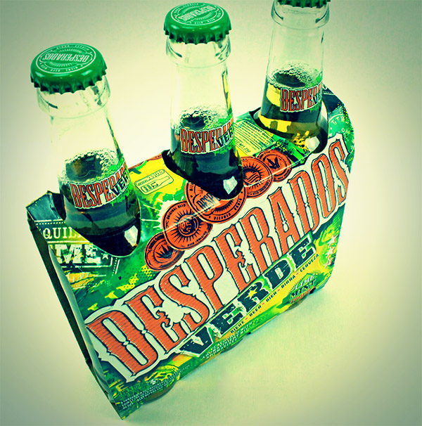 desperados verde pack
