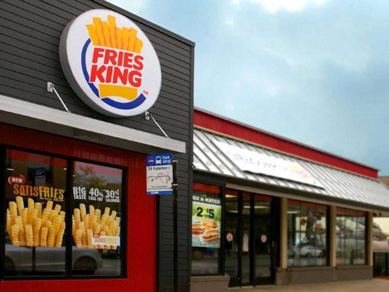 fries king