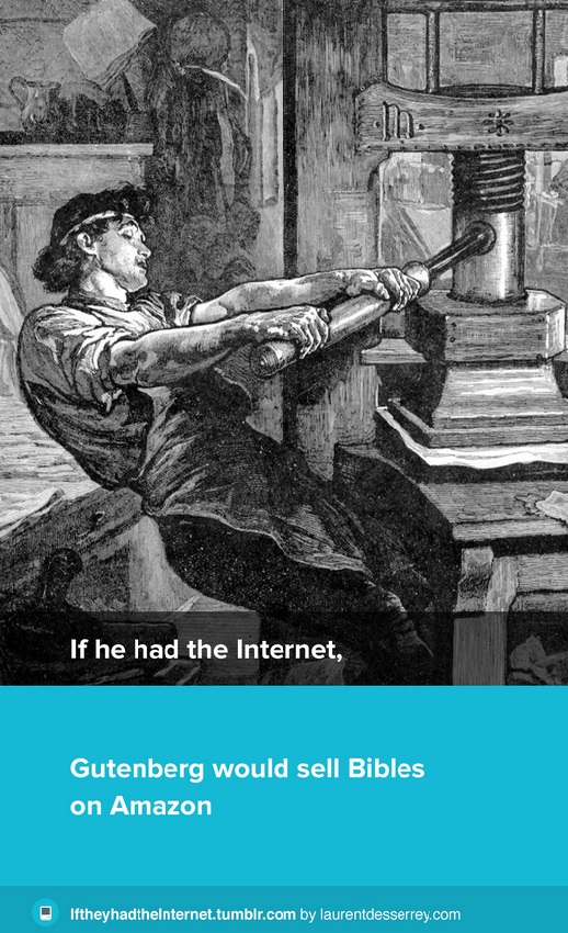 if he had internet 1