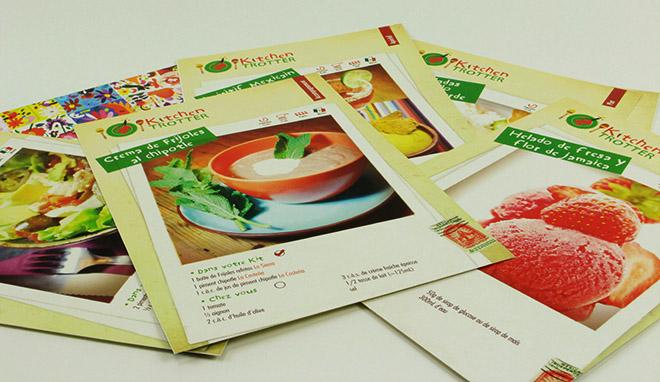 kitchen trotter recettes