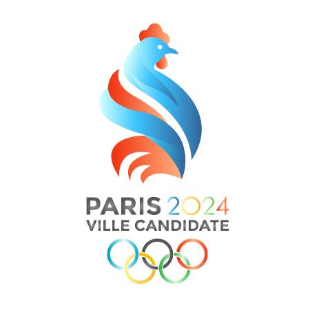 Logo Jeux Olympiques jo Paris 2024