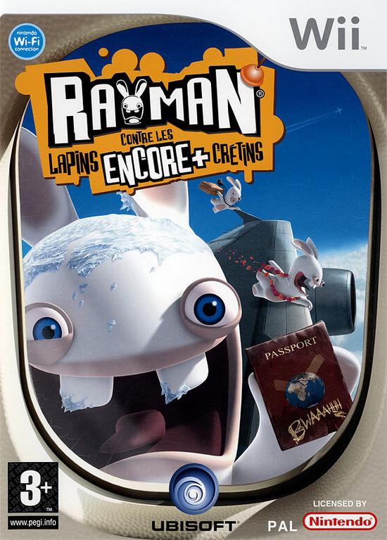 rayman les lapins cretins
